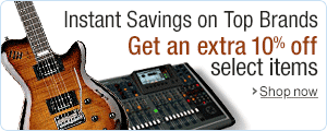 Instant Savings Promo