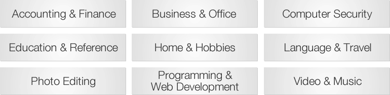 Digital Software Categories