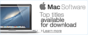 Mac Software Available for Instant Download