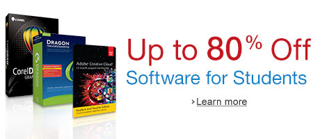 Discounted Software for Students