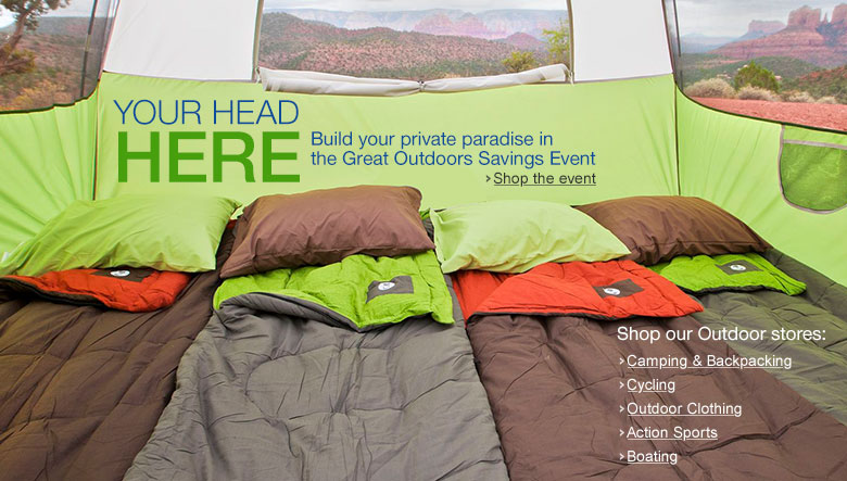 Great Outdoor Savings Event