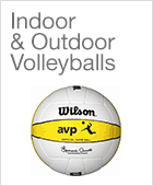 Indoor & Outdoor Volleyballs