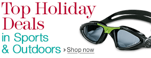 Top Holiday Deals in Sports & Outdoors