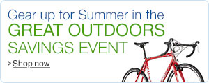 Great Outdoors Savings Event