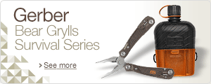 Bear Grylls Gerber Survival Series