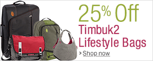 Timbuk2 Promotion