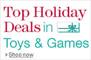 Top Holiday Deals in Toys & Games
