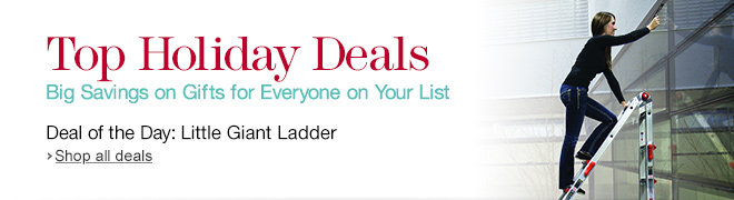 Top Holiday Deals