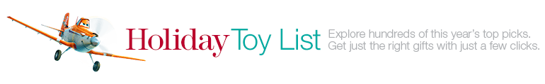 Holiday Toy List