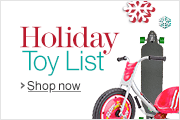 Holiday Toy List > Shop Now