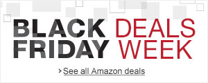 Amazon Black Friday Deals Live Now!