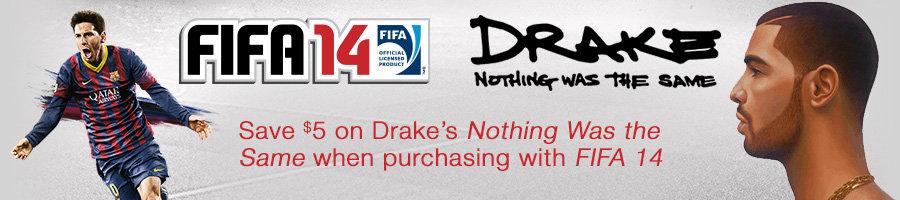 FIFA 14 and Drake