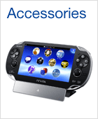 PS Vita Accessories