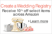 Amazon Wedding Registry Gift