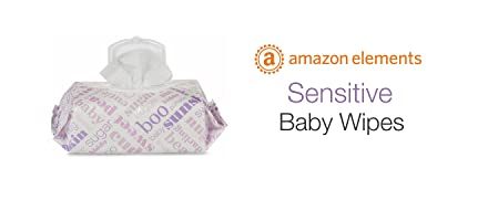 Strength Meets Softness: Amazon Elements Baby Wipes