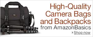AmazonBasics Camera Bags
