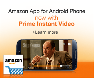 Get the Amazon App for Android Phone