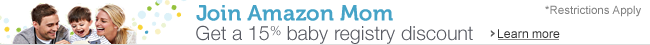 Save with Amazon Mom