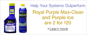 Royal Purple 2 for $20