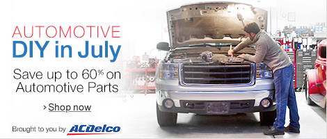 Save an Extra 20% on ACDelco Parts