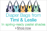 Diaper Bags from timi & leslie