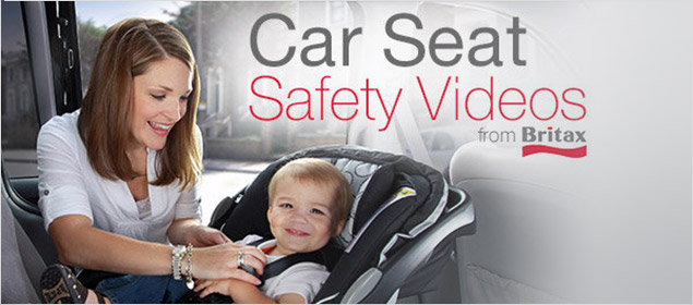 Car Seat Safety from Britax