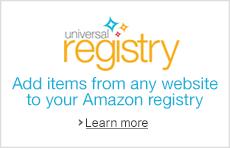 Amazon Universal Registry