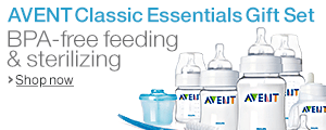 Check out Avent Classic Gift Set
