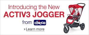 Shop the New Chicco Activ3 Jogger