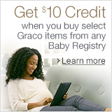 Graco Registry Rewards