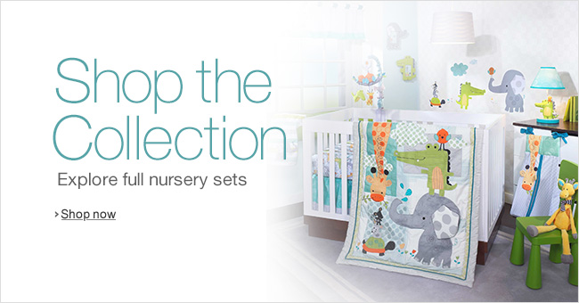 Shop the Collection: Nursery Crib Bedding & Sets