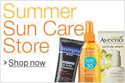 Summer Sun Care