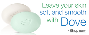 Subscribe & Save up to 15% on Dove Beauty Bars