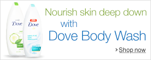 Subscribe & Save up to 15% on Dove Advanced NutriumMoisture Body Wash
