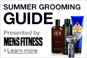 Men's Fitness Summer Guide