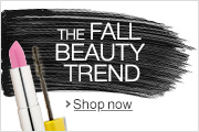 The Fall Beauty Trend