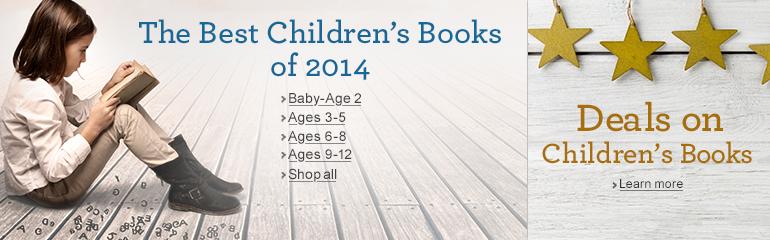 The Best Children's Books of 2014