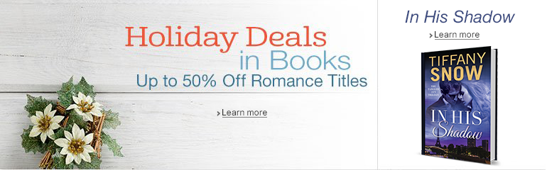 Holiday Deals in Books & In His Shadow