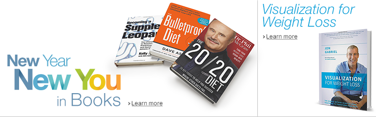 New Year, New You in Books & Visualization for Weight Loss