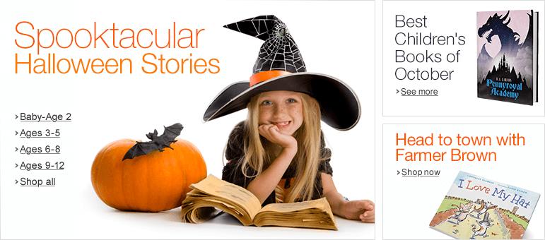 Spooktacular Stories
