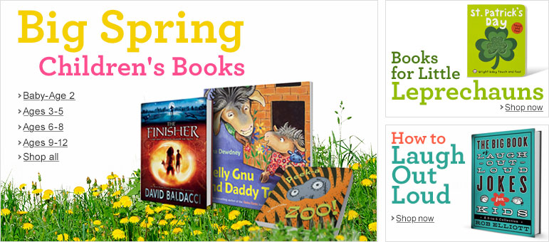 Big Spring Children's Books