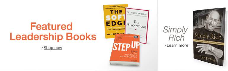 Leadership Books and Simply Rich