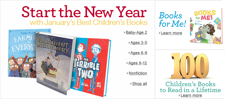 Best Children's Books of January
