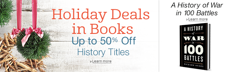 Holiday Store & A History of War in 100 Battles