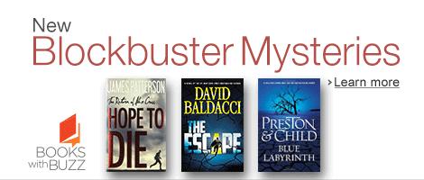 New Blockbuster Mysteries