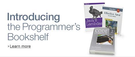 Introducing the Programmer's Bookshelf