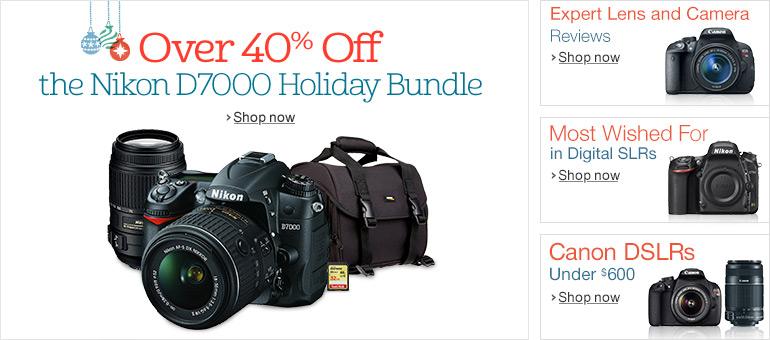 Camera, Photo & Video: DSLR Store