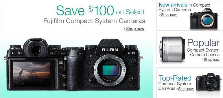 Camera Compact System Cameras
