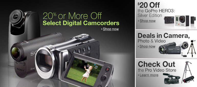 Amazon Camcorder
