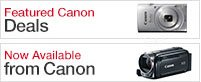 Canon LeftNav Buttons